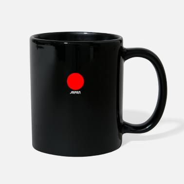 Land Egg Japan flag - Full Color Mug