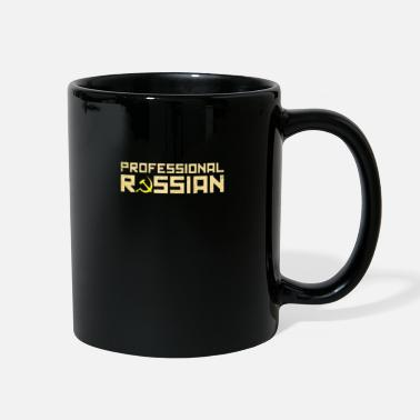 Fps Russia Prodessional Russian - Full Color Mug