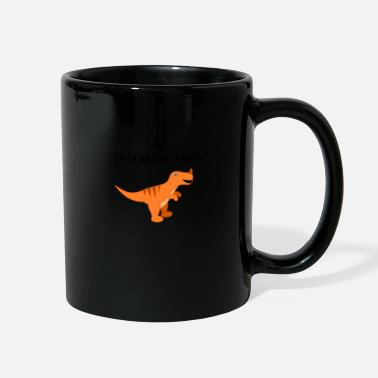 Tacher Teachersaurus - Full Color Mug