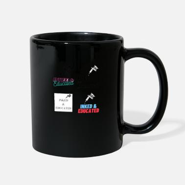 Gent inked and employed pack03 - Full Color Mug