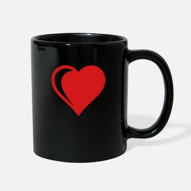 heart² - Full Color Mug