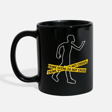 Crime Scene Crime Scene - Full Color Mug