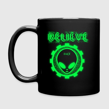 Believe Alien Fact - Full Color Mug