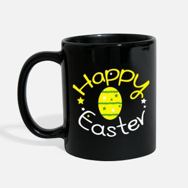 Typo happy easter eggs typo - Full Color Mug