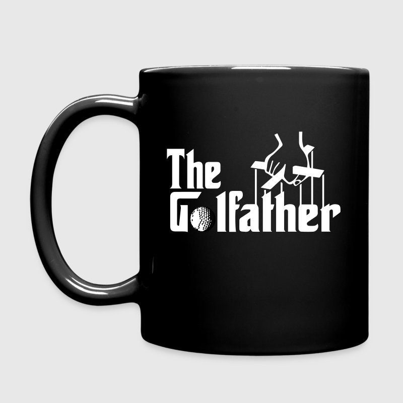 The Golfather - Full Color Mug