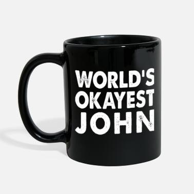 St Johns World's Okayest John - Full Color Mug