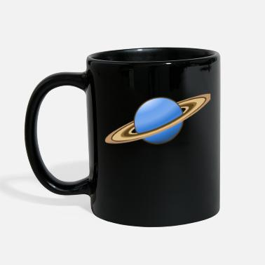 Saturn Saturn - Full Color Mug