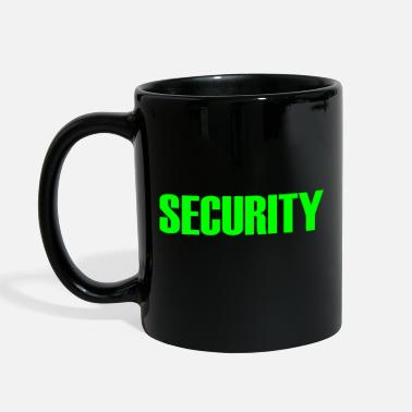 Security Service SECURITY - Full Color Mug