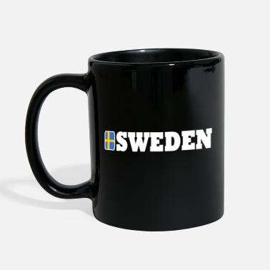 Sweden Sweden - Full Color Mug
