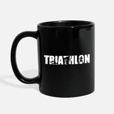 Triathlon Triathlon - Full Color Mug