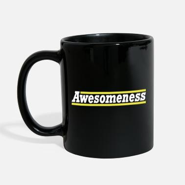 Awesomeness Awesomeness - Full Color Mug