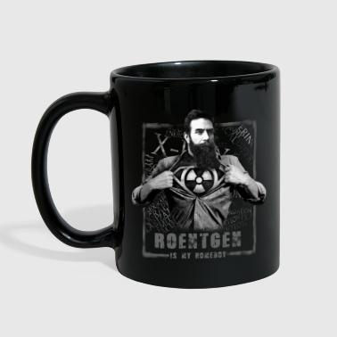 Roentgen is my Homeboy - Full Color Mug