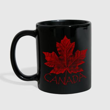 Canada Souvenirs Canadian Maple Leaf Gifts - Full Color Mug