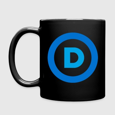Democrat - Full Color Mug