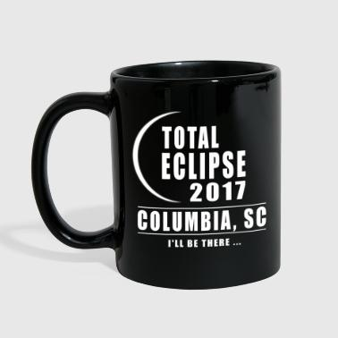 Total Eclipse 2017 Columbia SC Solar Eclipse - Full Color Mug