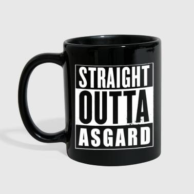 Straight Outta Asgard - Full Color Mug