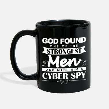 Spy Cyber spy - Full Color Mug