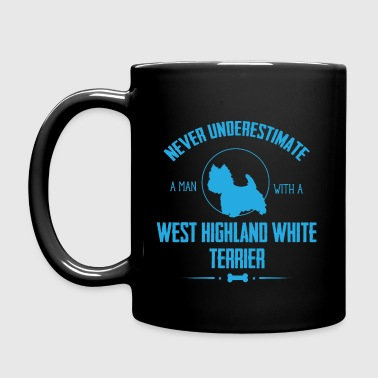 Highland White Terrier - Full Color Mug