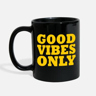 England GOOD VIBES ONLY - Full Color Mug
