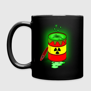 Toxic Barrel - Full Color Mug