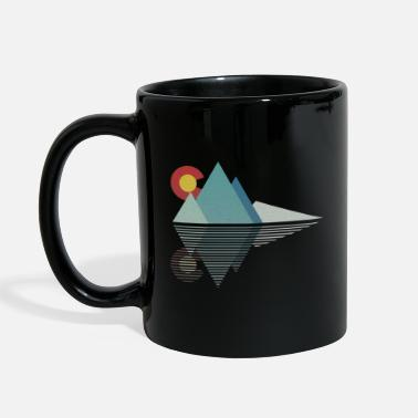 Flag Colorado Mountains Geo Flag - Full Color Mug
