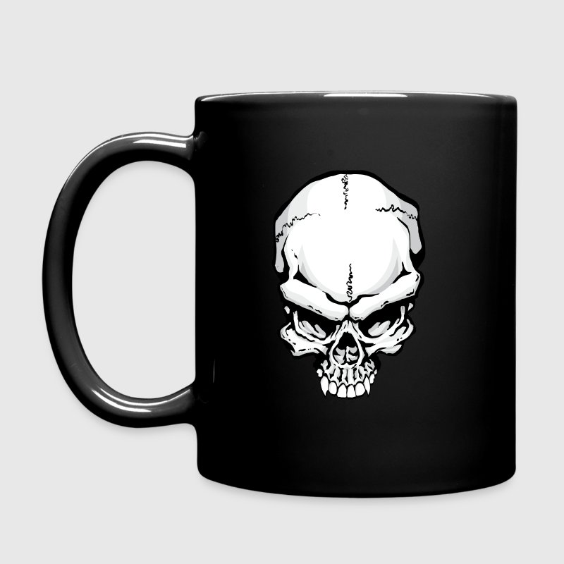 Evil Skull - Full Color Mug
