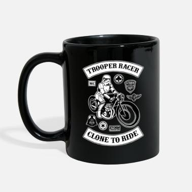 Cars Stormtrooper Biker Racer - Full Color Mug