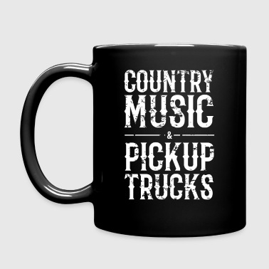 Country & Pickups - Full Color Mug