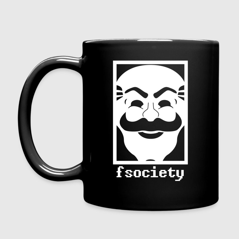 Fsociety Mask - Full Color Mug