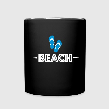 Flip Flops Sandals Beach 2c - Full Color Mug