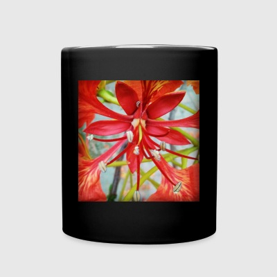 Red Flower - Full Color Mug
