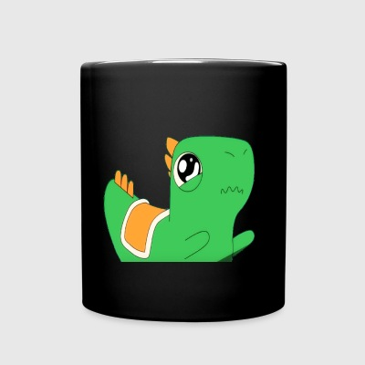 Sad yoshi - Full Color Mug