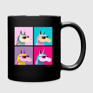 Unicorn Pop-Art - Full Color Mug