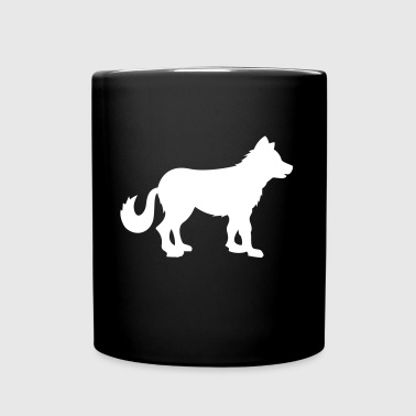 Wolf - Full Color Mug