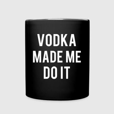 Vodka - Full Color Mug