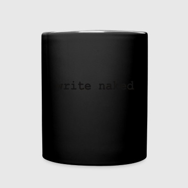 Write Naked - Full Color Mug