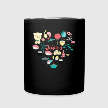 I Love Japan - Full Color Mug