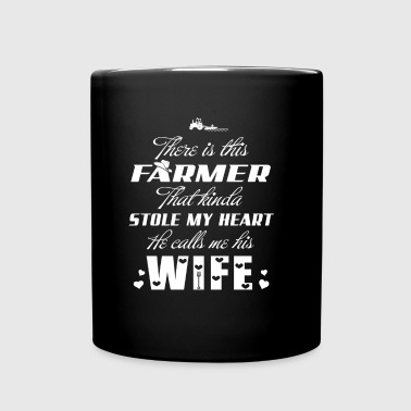 There is this Farmer T Shirts - Full Color Mug