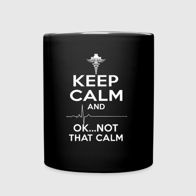 Keep Calm And Ok Not - Full Color Mug