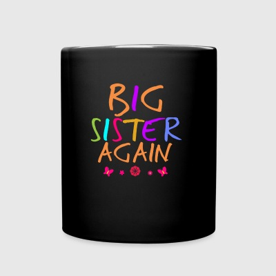 Big sister again - Full Color Mug