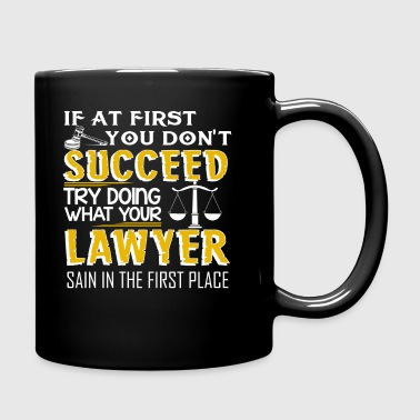 Lawyer T shirt - Full Color Mug