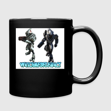 WatchMeBeLegacy Shirts - Full Color Mug