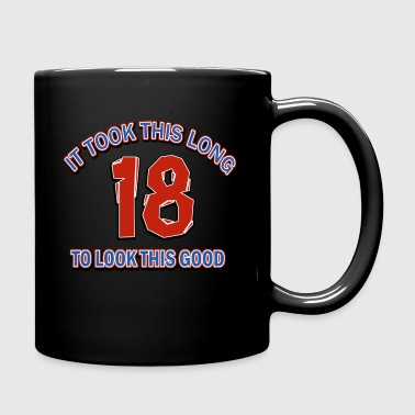 18th birthday designs - Full Color Mug
