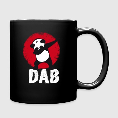 DAB panda dabbing football touchdown mooving dance - Full Color Mug