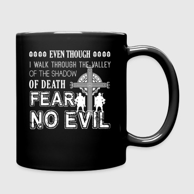 Crusader Fear No Evil Shirt - Full Color Mug