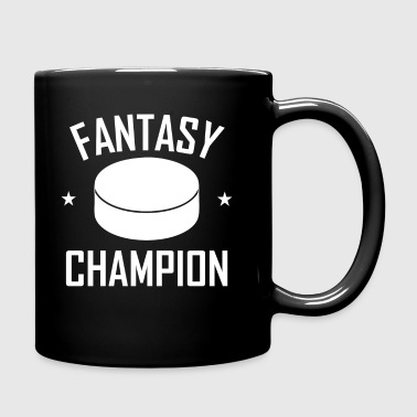 Fantasy Hockey Champion - Full Color Mug