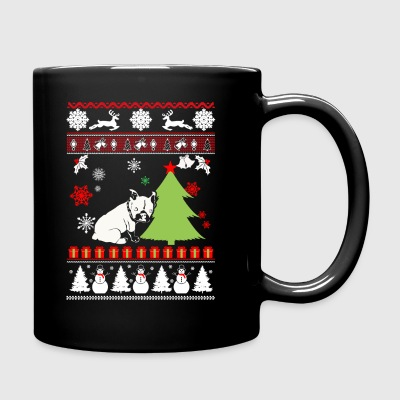Ugly Christmas tshirt - Full Color Mug