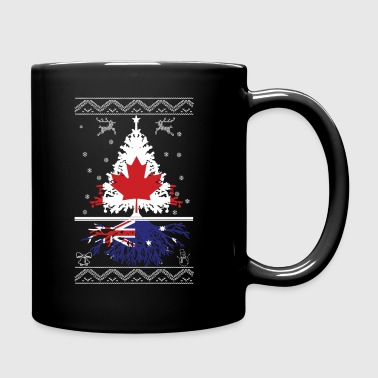 Canadian with Australian root - Full Color Mug