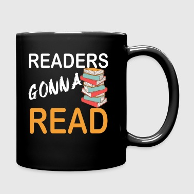 Readers gonna read - Full Color Mug
