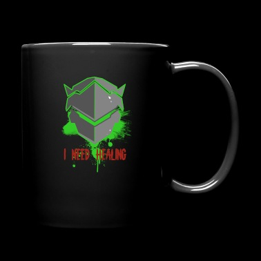 I NEED HEALING! - Full Color Mug